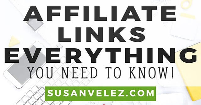 how to get affiliate links on your website