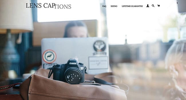 lens caption affiliate program