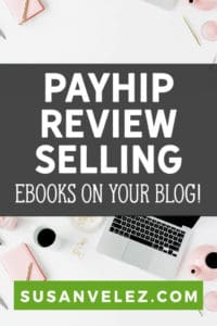 Are you wondering what's the best way to sell ebooks from your blog? If so, this Payhip review is going to reveal everything you need to know about selling digital downloads online for free. (well, not completely free, but less than you think)