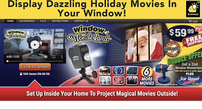window wonderland affiliate program