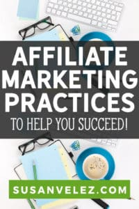 There's no question about it, I love affiliate marketing. With the new year fast approaching, more and more people will be looking for information on how to start making money online. Today, we are going to discuss the 7 best affiliate marketing practices to help you make the new year profitable.