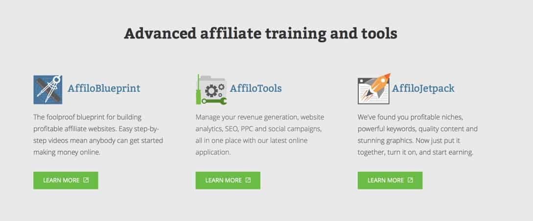 affilorama free training