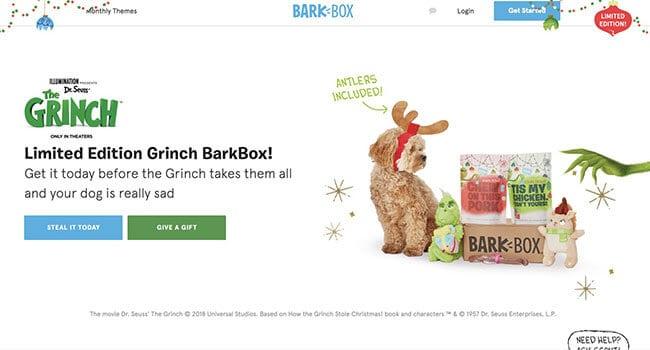 barkbox affiliate program