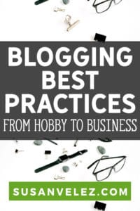 Have you started a blog in hopes of changing your life with both time freedom and money freedom? If so, you're in the right place. Today, we're going to be looking at some of the blogging best practices that will help you get started on the right foot.