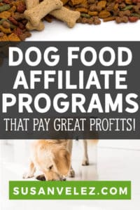 The pet industry is a multi-billion dollar niche, with huge potential. Whether you blog about dogs or cats, there are tons of programs that will pay you money for your efforts. I'm sharing 9 dog food affiliate program plus networks you can get started with.
