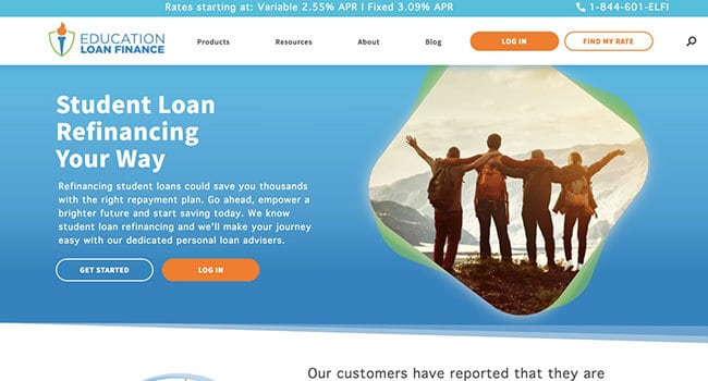 education loan finance affiliate program