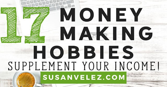 hobbies that make you money