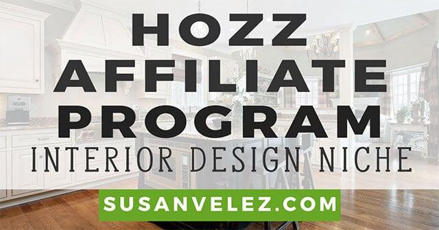 houzz affiliate program