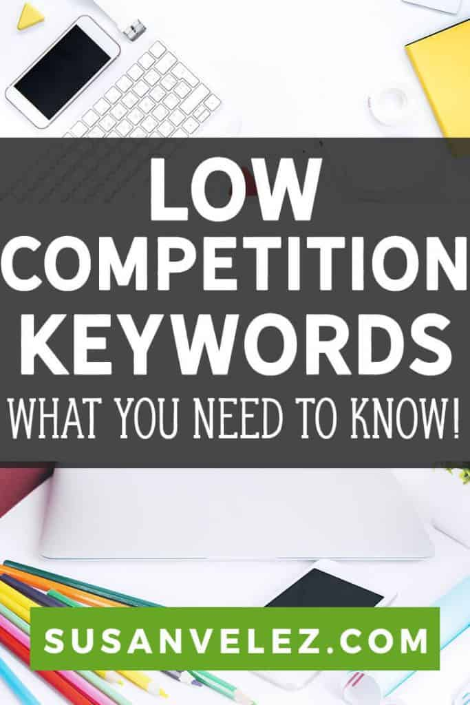 Are you struggling to grow your blog with organic traffic? If so, I am going to show you how to find low competition keywords you can rank for quickly.