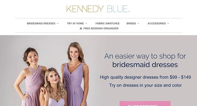 kennedy blue affiliate program