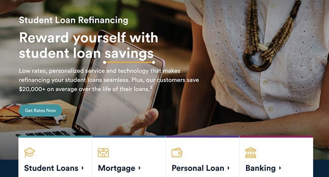 laurel road student refinancing affiliate program