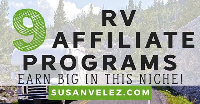 rv affiliate programs