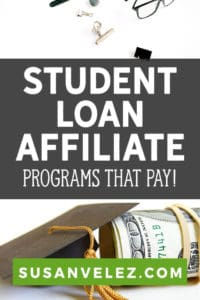 Are you in the education niche looking for student loan affiliate programs? I've found some amazing loan and scholarship affiliate programs.