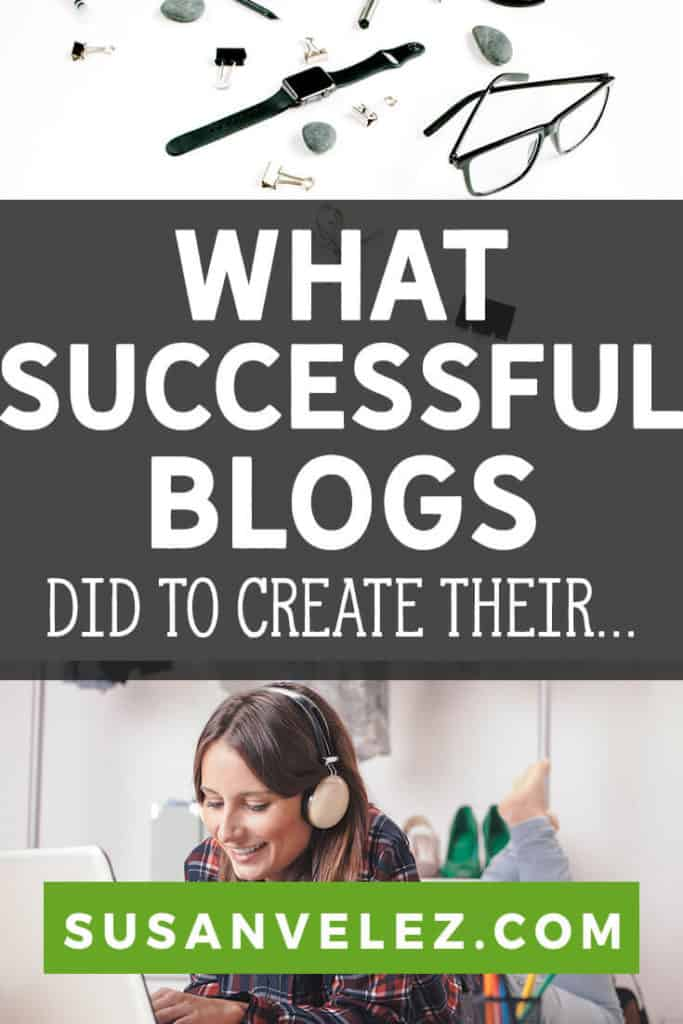 So you started your blog in hopes of earning money and creating a better future for you and your loved ones? Well, so did I and I wanted to share 7 things that successful blogs do that will help cut down on your learning curve.