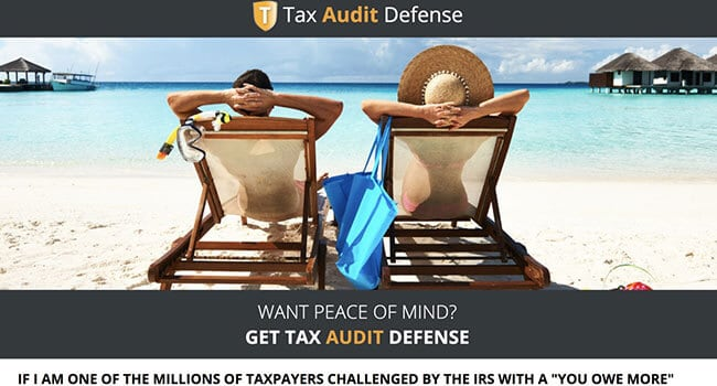tax audit defense affiliate program