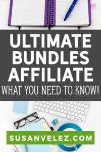 If you're still looking for ways to monetize your blog, you'll definitely want to consider becoming an Ultimate Bundles affiliate.