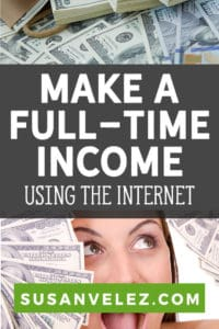 "If you have access to a computer and the Internet, there's a good chance that you've Googled ""how to make a full time income online.""? More and more people are finding ways to supplement their income so they can work for themselves."