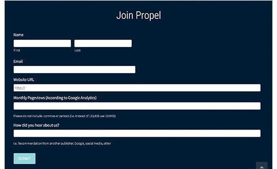 join propel monumetric