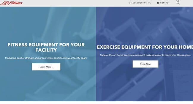 lifefitness fitness equipment affiliate program