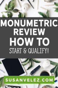 As you know, I've been working with the FOMO Ad network, you can read that post here. I've finally decided to move to one of the top 3 networks and wanted to share my Monumetric review with you to let you know why I decided to make the change and how you can get started.
