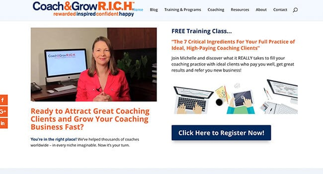 coach and grow rich coaching affiliate program