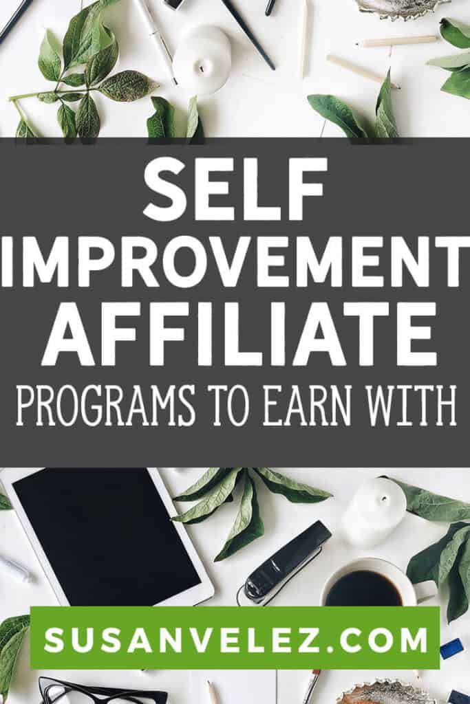 Are you in the self development niche? If so, I've found 7 of the best self improvement affiliate programs that will help you earn money. This is such a profitable niche, if you can find a sub-niche without a ton of competition.