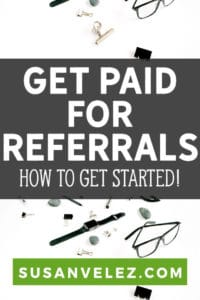 One of the easiest ways to make money online is to refer friends and family to products and services you love. Today, I thought I would share some tips on how to get paid for referrals and over 35 sites you can sign up for today.